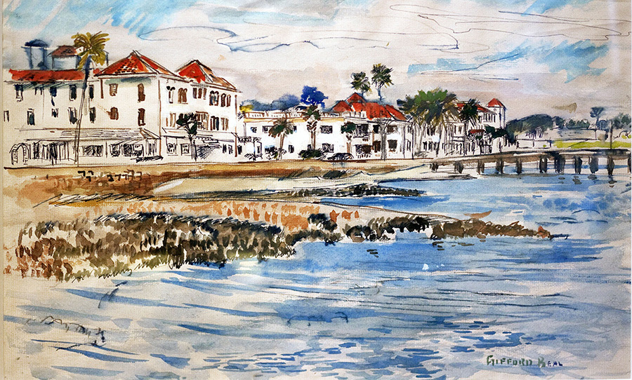 The Waterfront, St. Augustine